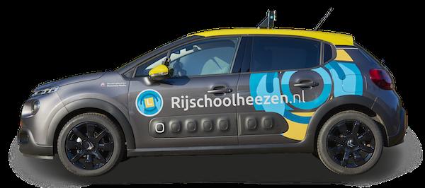 Rijlesauto rijschoolheezen.nl Waalre
