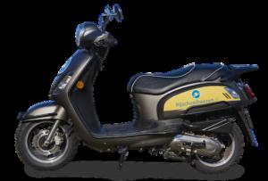 Rijles-scooter Rijschoolheezen.nl Waalre