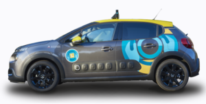 Plusmodule-U-Turning - rijlesauto